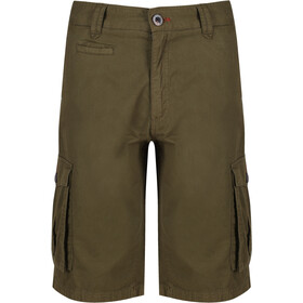 Regatta Shorebay Korte Broek Heren, camo green